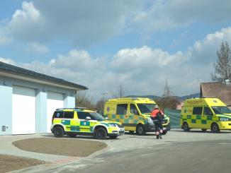 sanitka, záchranná služba