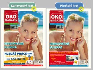 Titulek magazín oko